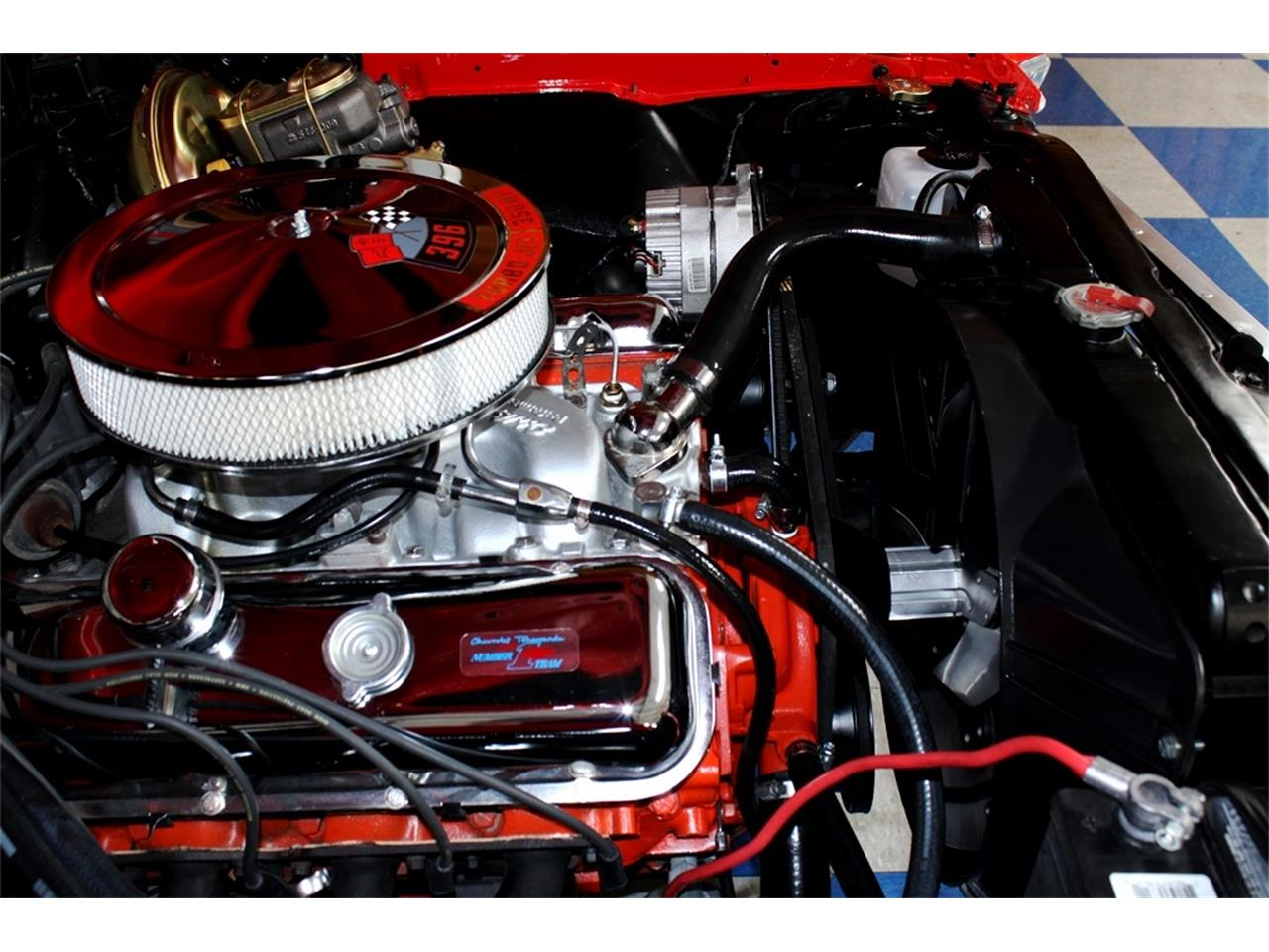 1967 Chevrolet Chevelle (CC-1356307) for sale in New Braunfels, Texas