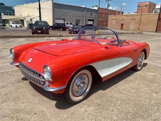 1957 Chevrolet Corvette (CC-1356310) for sale in Denison, Texas