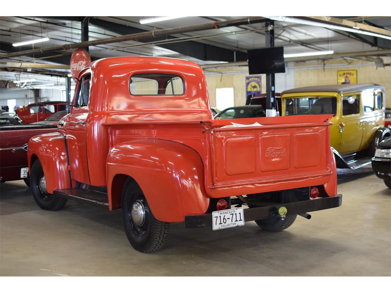 1950 Ford Pickup (CC-1356315) for sale in Watertown, US-MN