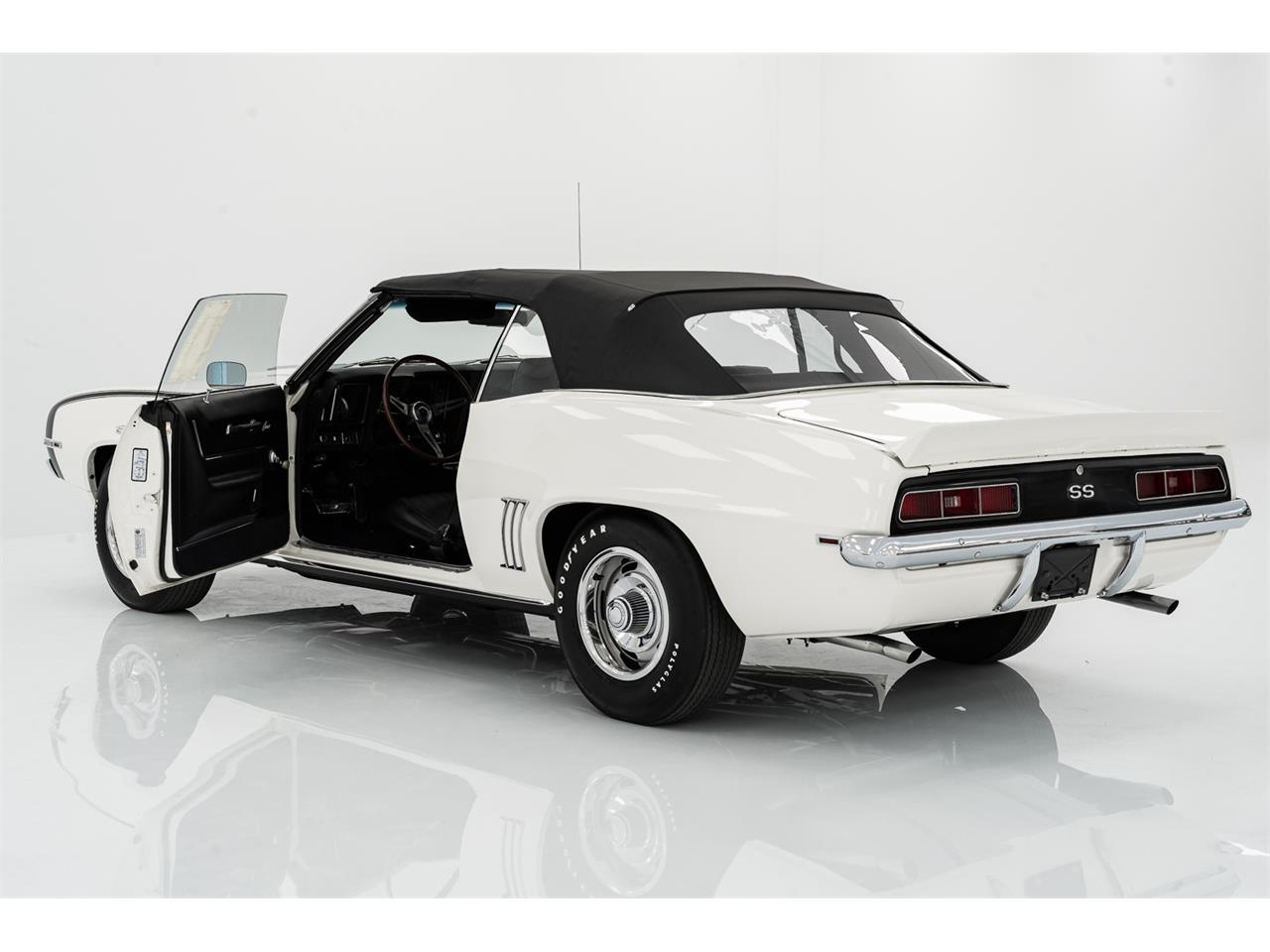 1969 Chevrolet Camaro (CC-1356320) for sale in Montreal, Quebec