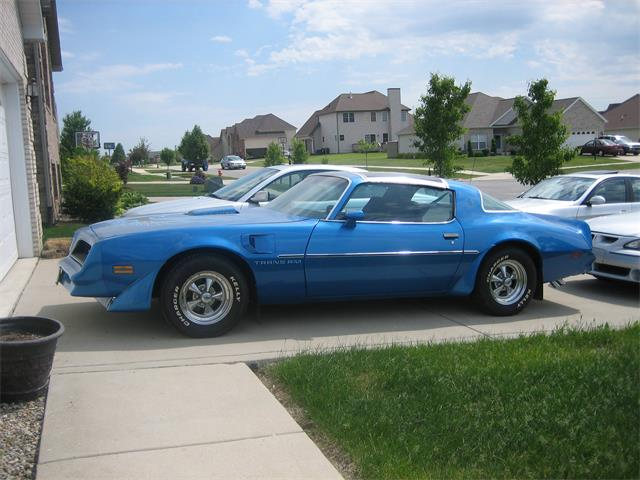1978 Pontiac Firebird Trans Am (CC-1356322) for sale in Crown Point, Indiana