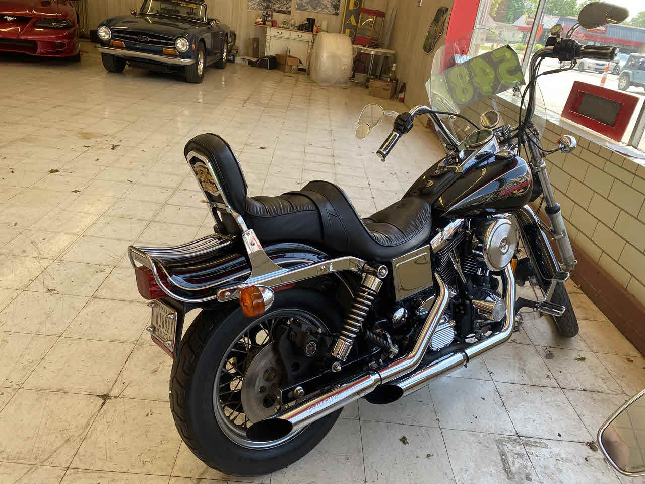 1997 Harley-Davidson Wide Glide (CC-1356323) for sale in Paris, Kentucky