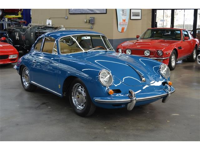1963 Porsche 356 (CC-1356333) for sale in Huntington Station, New York