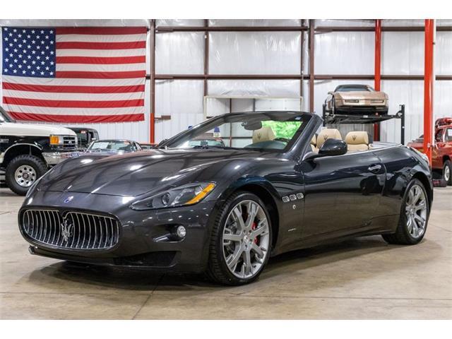 2014 Maserati GranTurismo (CC-1356353) for sale in Kentwood, Michigan