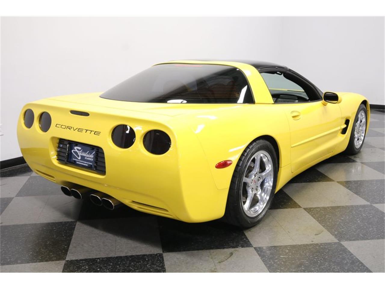 2001 Chevrolet Corvette (CC-1356375) for sale in Lutz, Florida