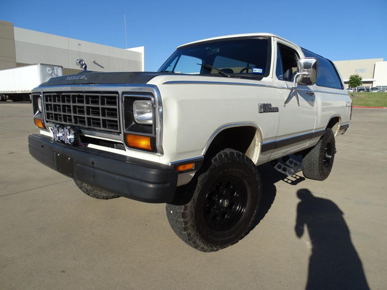 1985 Dodge Ramcharger (CC-1356384) for sale in O'Fallon, Illinois