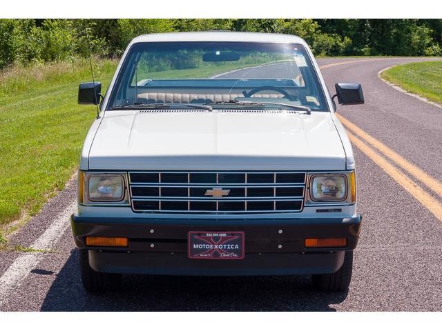 1987 Chevrolet S10 (CC-1356391) for sale in St. Louis, Missouri