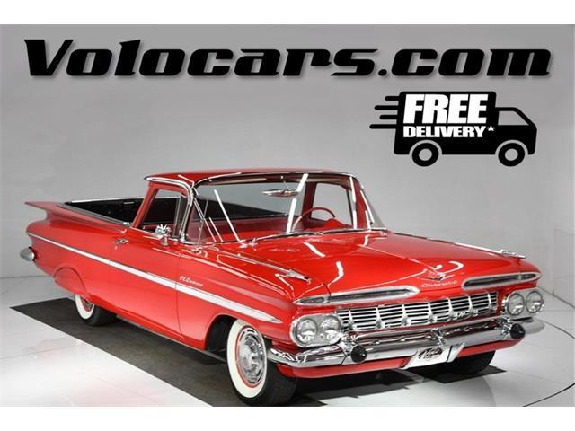 1959 Chevrolet El Camino (CC-1356397) for sale in Volo, Illinois