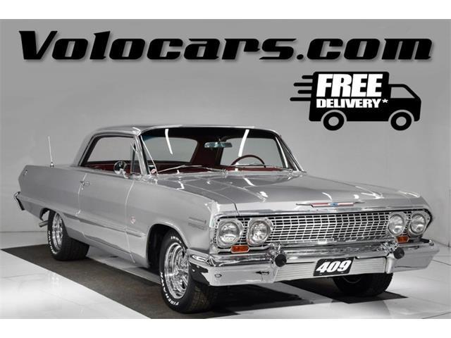1963 Chevrolet Impala (CC-1356399) for sale in Volo, Illinois