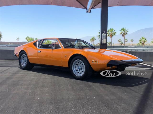 1974 De Tomaso Pantera (CC-1350064) for sale in Culver City, California