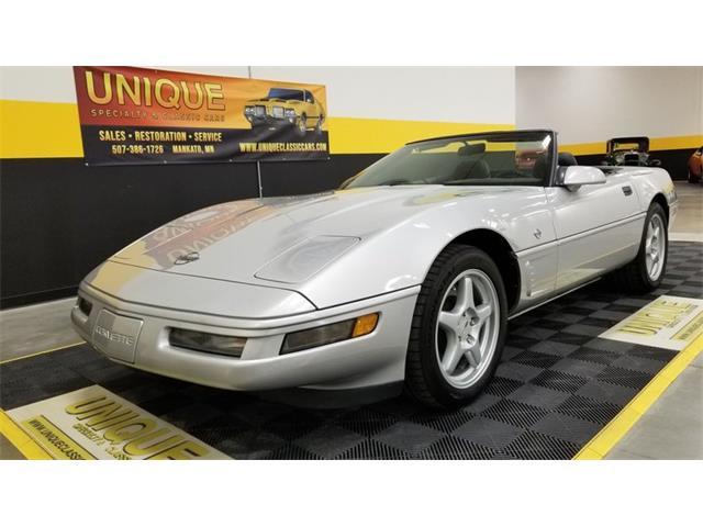 1996 Chevrolet Corvette (CC-1356401) for sale in Mankato, Minnesota
