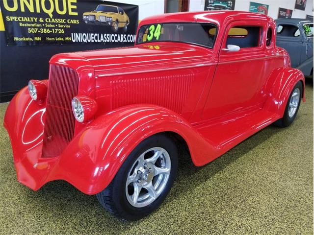 1934 Plymouth Coupe (CC-1356403) for sale in Mankato, Minnesota