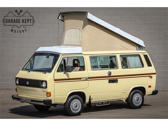 1983 Volkswagen Vanagon (CC-1356409) for sale in Grand Rapids, Michigan