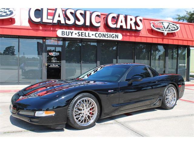 2003 Chevrolet Corvette (CC-1356424) for sale in Sarasota, Florida