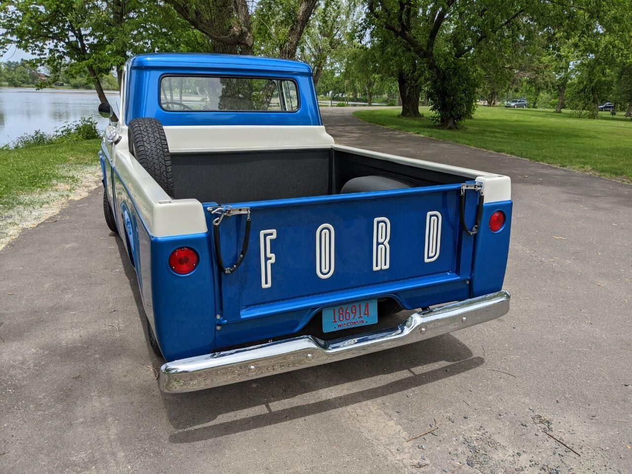 1958 Ford F100 (CC-1356429) for sale in Stanley, Wisconsin