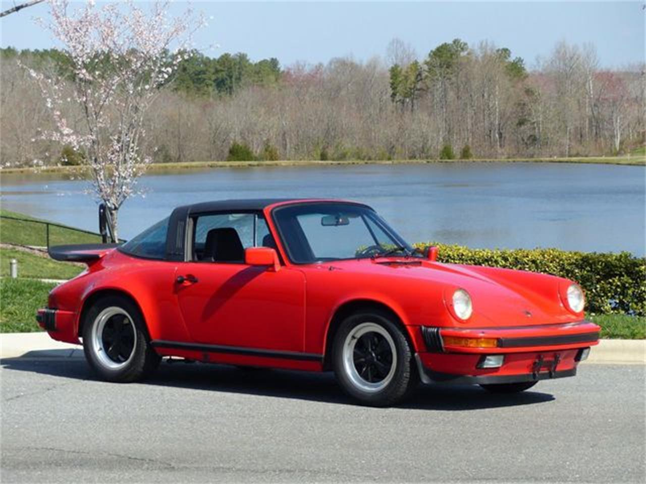 1984 Porsche 911 Carrera (CC-1356491) for sale in Charlotte, North Carolina