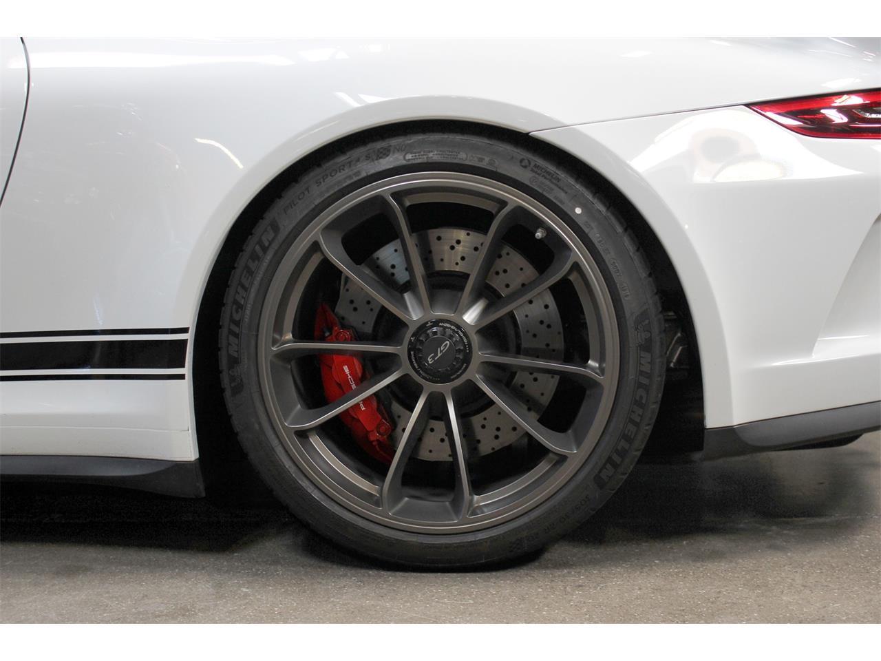 2018 Porsche 911 (CC-1356496) for sale in San Carlos, California