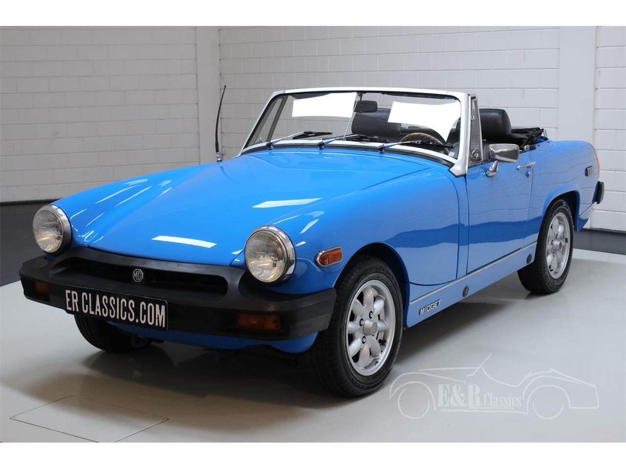 1977 MG Midget (CC-1356529) for sale in Waalwijk, Noord-Brabant