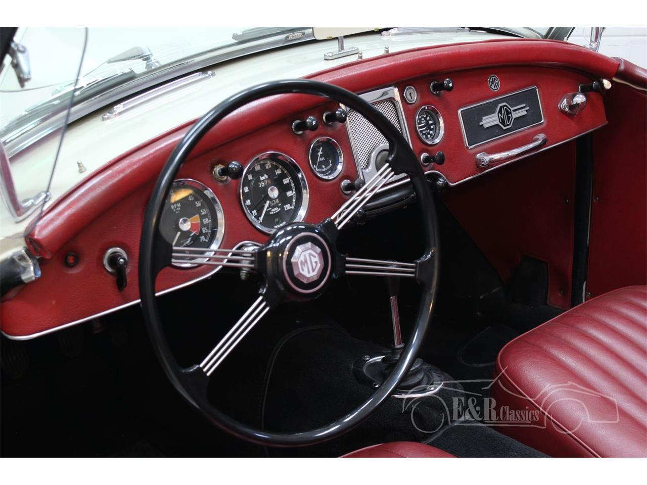 1959 MG MGA (CC-1356534) for sale in Waalwijk, Noord-Brabant