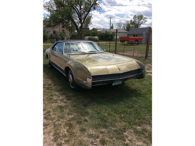 1967 Oldsmobile Toronado (CC-1356551) for sale in Grover, Colorado