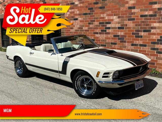 1970 Ford Mustang (CC-1356566) for sale in Addison, Illinois