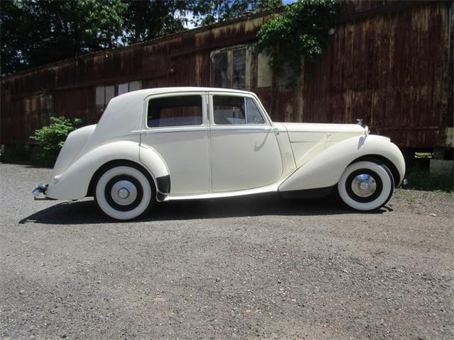 1952 Bentley Mark VI (CC-1356568) for sale in Essex, Connecticut