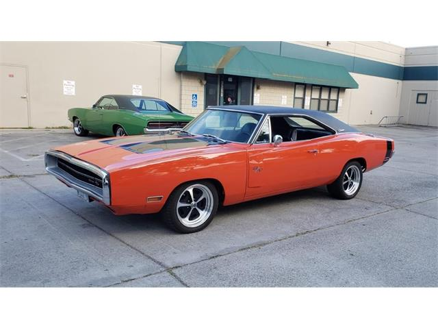 1970 Dodge Charger (CC-1356569) for sale in Stockton, California