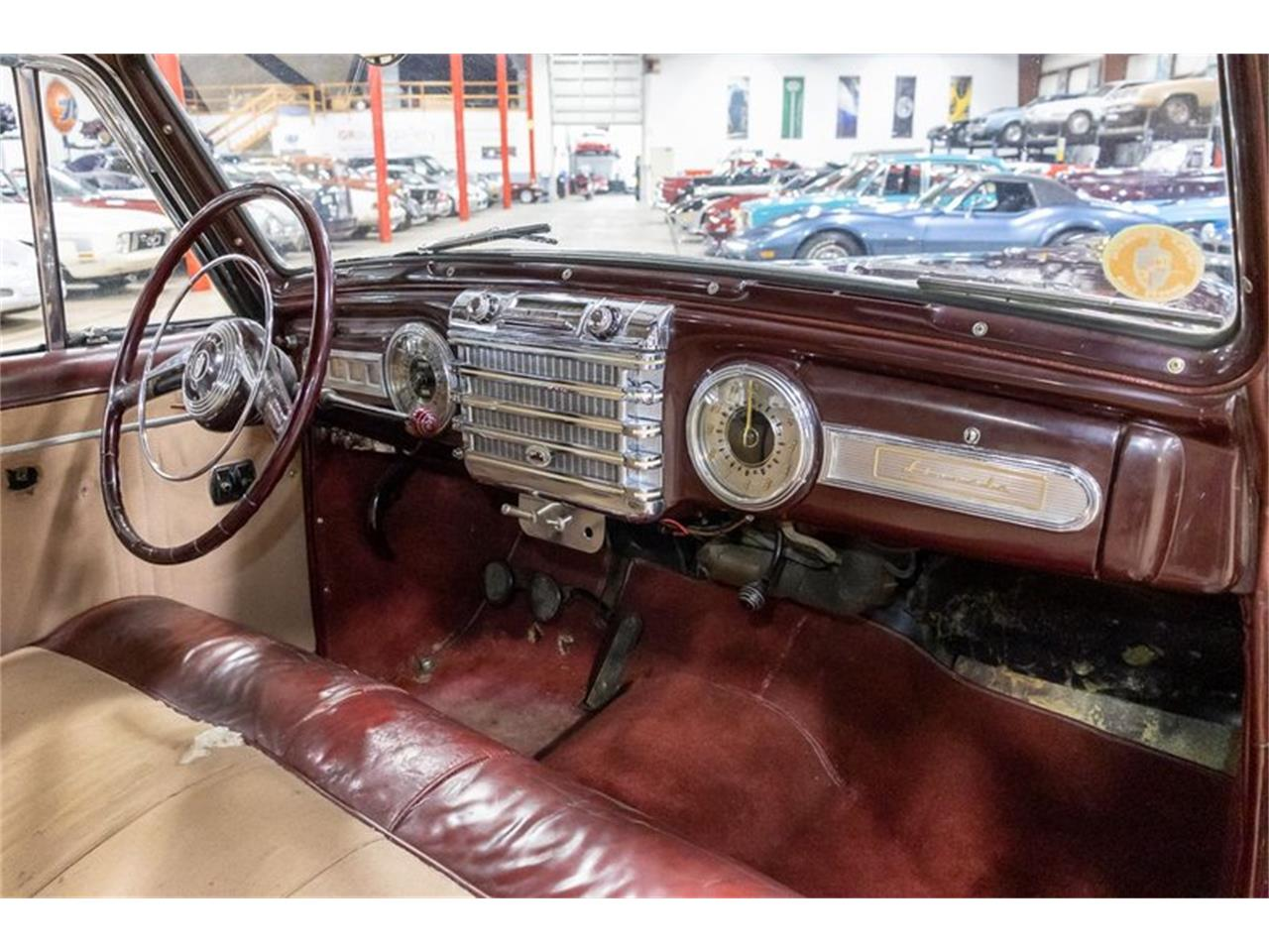 1948 Lincoln Continental (CC-1356577) for sale in Kentwood, Michigan
