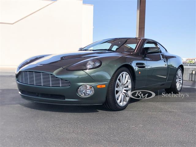 2002 Aston Martin V12