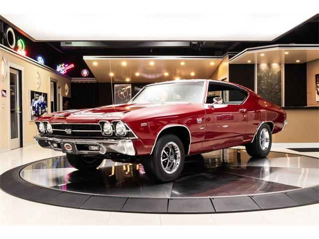 1969 Chevrolet Chevelle (CC-1356605) for sale in Plymouth, Michigan