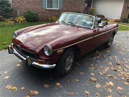 1973 MG MGB (CC-1356622) for sale in Cadillac, Michigan