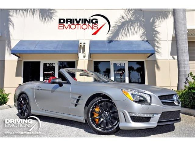 2016 Mercedes-Benz SL65 (CC-1356623) for sale in West Palm Beach, Florida