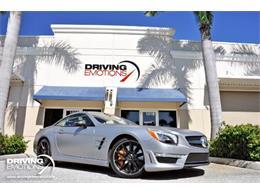 2016 Mercedes-Benz SL65 (CC-1356623) for sale in West Palm Beach, Florida