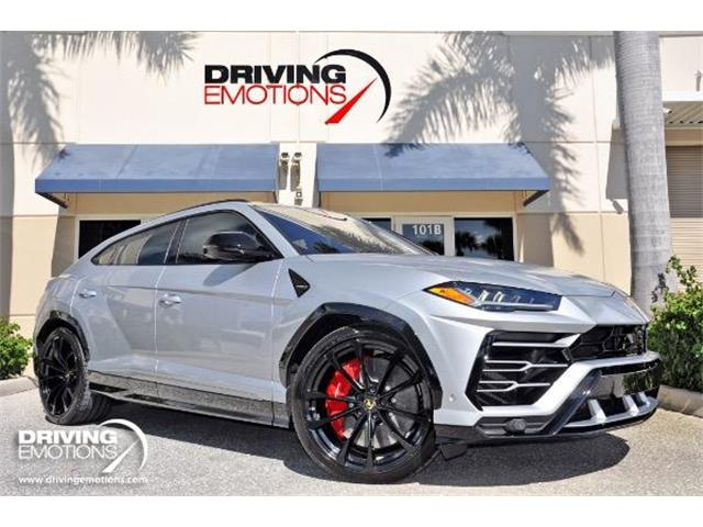 2019 Lamborghini Urus (CC-1356624) for sale in West Palm Beach, Florida
