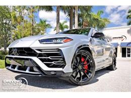 2019 Lamborghini Urus (CC-1356624) for sale in West Palm Beach, Florida