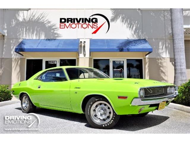 1970 Dodge Challenger (CC-1356625) for sale in West Palm Beach, Florida
