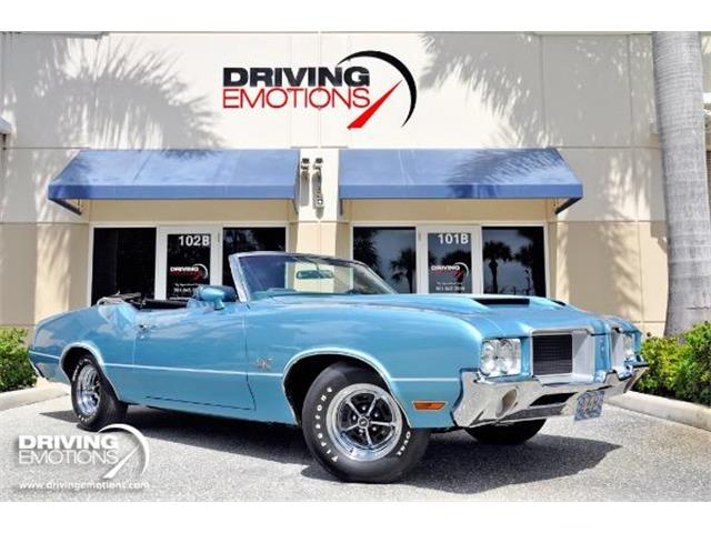 1971 Oldsmobile 442 (CC-1356626) for sale in West Palm Beach, Florida