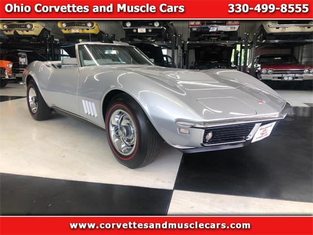 1968 Chevrolet Corvette Stingray (CC-1356635) for sale in North Canton, Ohio
