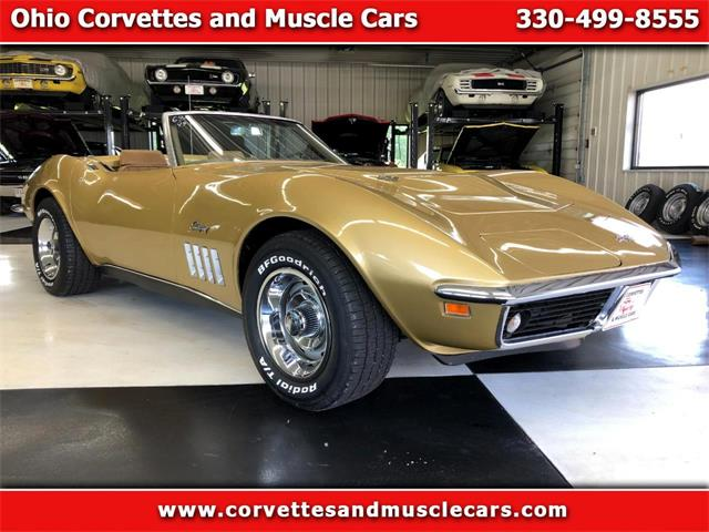 1969 Chevrolet Corvette (CC-1356636) for sale in North Canton, Ohio