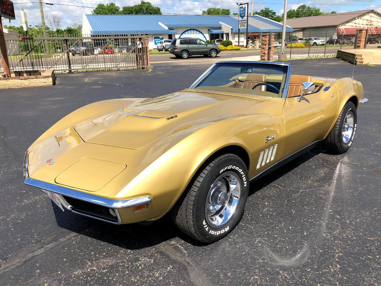 1969 Chevrolet Corvette (CC-1356636) for sale in North Canton, Ohio