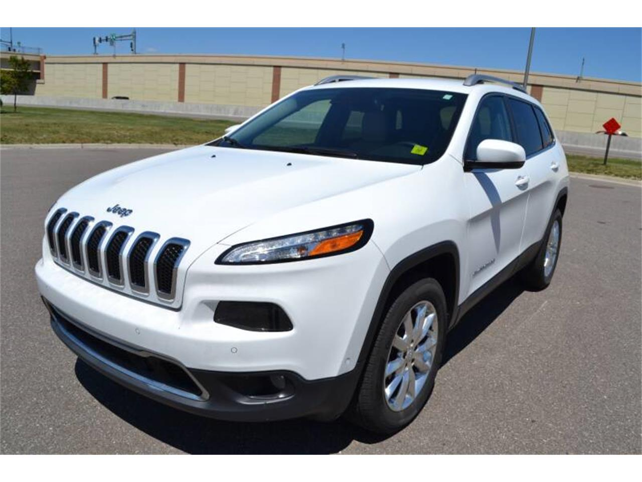 2017 Jeep Cherokee (CC-1350664) for sale in Ramsey, Minnesota