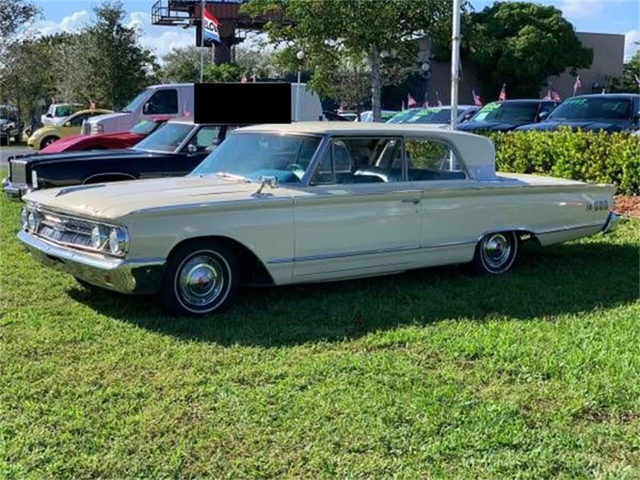 1963 Mercury Monterey (CC-1356642) for sale in Cadillac, Michigan