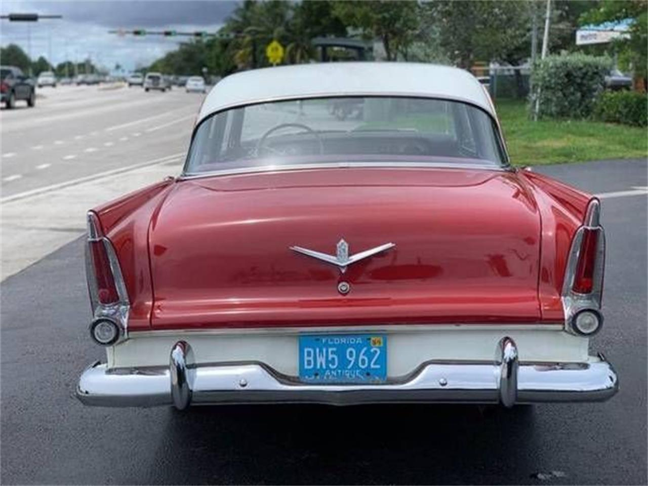 1956 Plymouth Belvedere (CC-1356644) for sale in Cadillac, Michigan