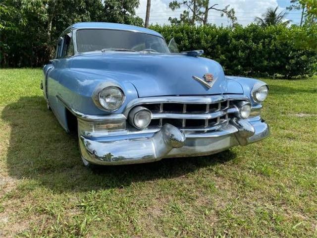 1952 Cadillac Sedan (CC-1356645) for sale in Cadillac, Michigan