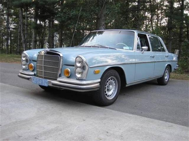 1972 Mercedes-Benz 280SEL (CC-1356648) for sale in Cadillac, Michigan