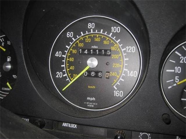 1985 Mercedes-Benz 380SL (CC-1356650) for sale in Cadillac, Michigan