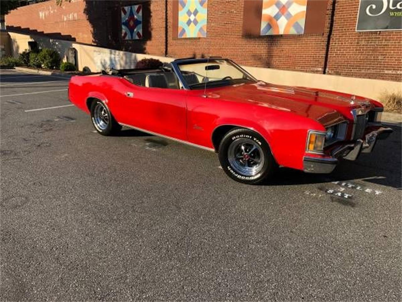 1973 Mercury Cougar (CC-1356658) for sale in Cadillac, Michigan