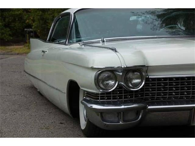 1960 Cadillac Coupe DeVille (CC-1356666) for sale in Cadillac, Michigan