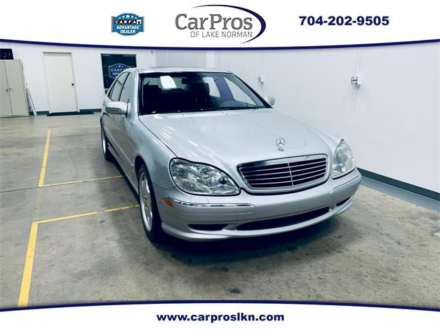 2001 Mercedes-Benz S-Class (CC-1350667) for sale in Mooresville, North Carolina