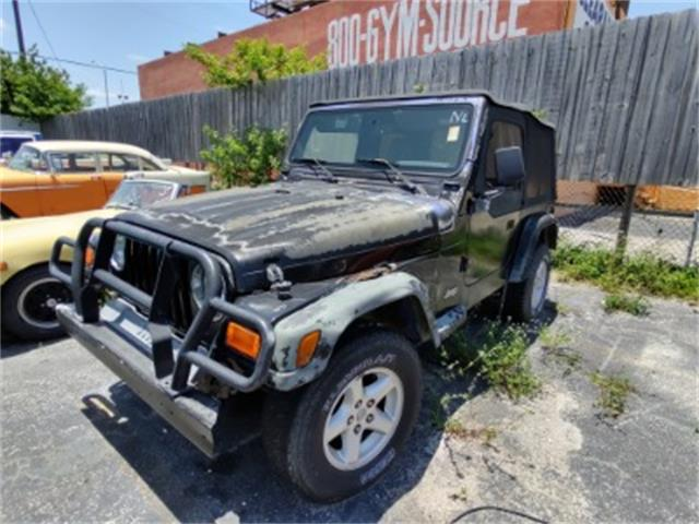 1997 Jeep Wrangler (CC-1356672) for sale in Miami, Florida